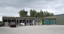 Millennium Building, Blackwood Hall Business Park, North Duffield, Selby
