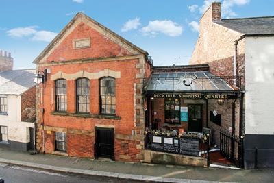 Image of Top Floor Retail Premises, Duck Hill, Ripon, North Yorkshire